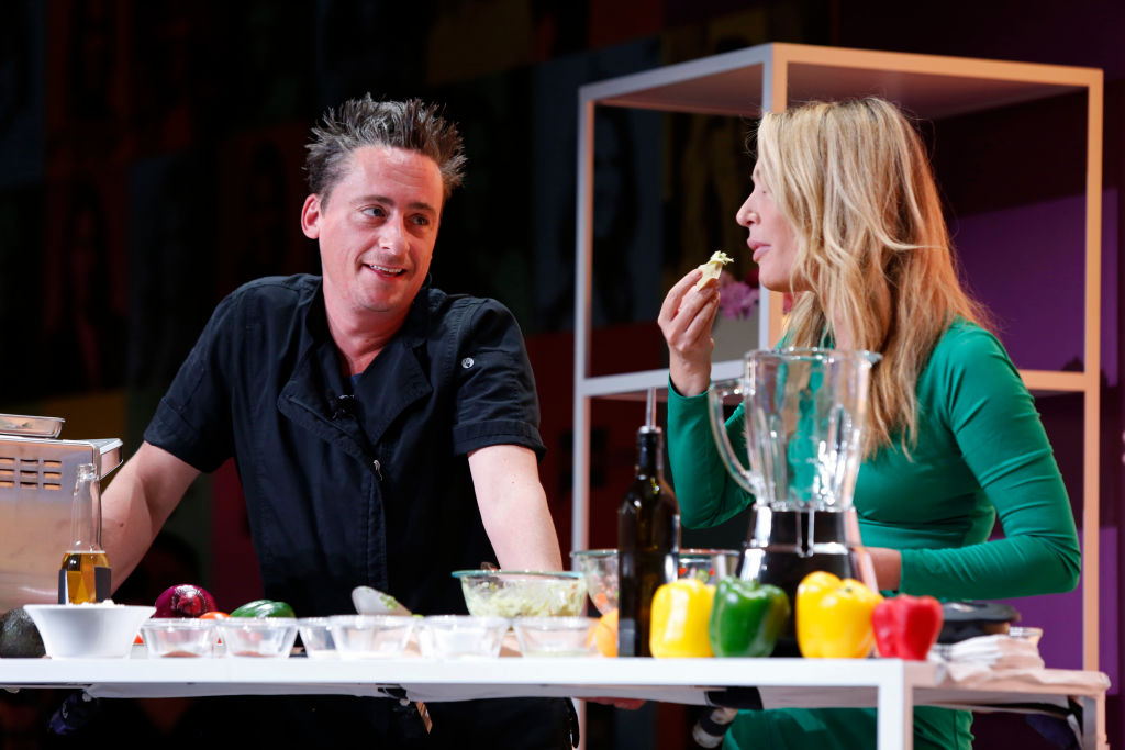 Chef Ben Robinson, Kate Chastain