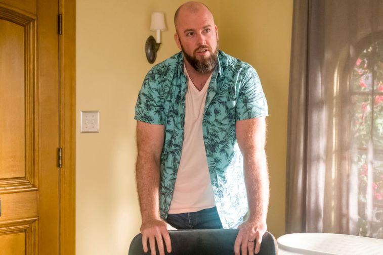 Chris Sullivan as Toby