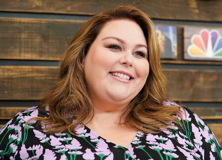 Chrissy Metz on the red carpet