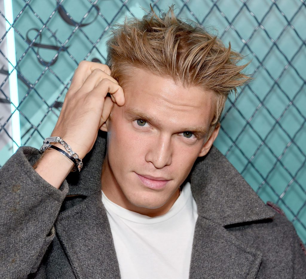 Cody Simpson attends Tiffany & Co. launch of the new Tiffany Men's Collections