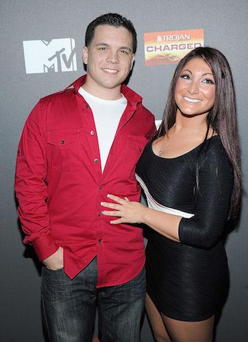Deena Cortese with Chris Buckner