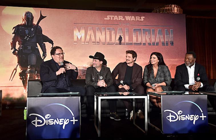 Jon Favreau talks about The Mandalorian