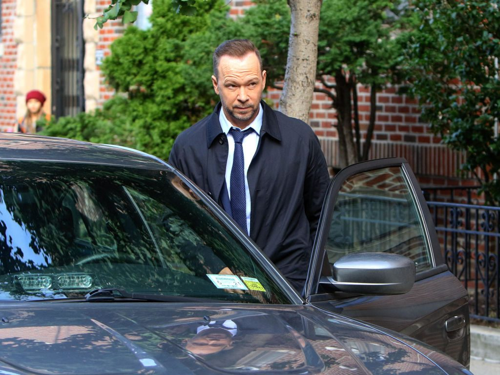 Donnie Wahlberg as Danny Reagan on Blue Bloods | Jose Perez/Bauer-Griffin/GC Images