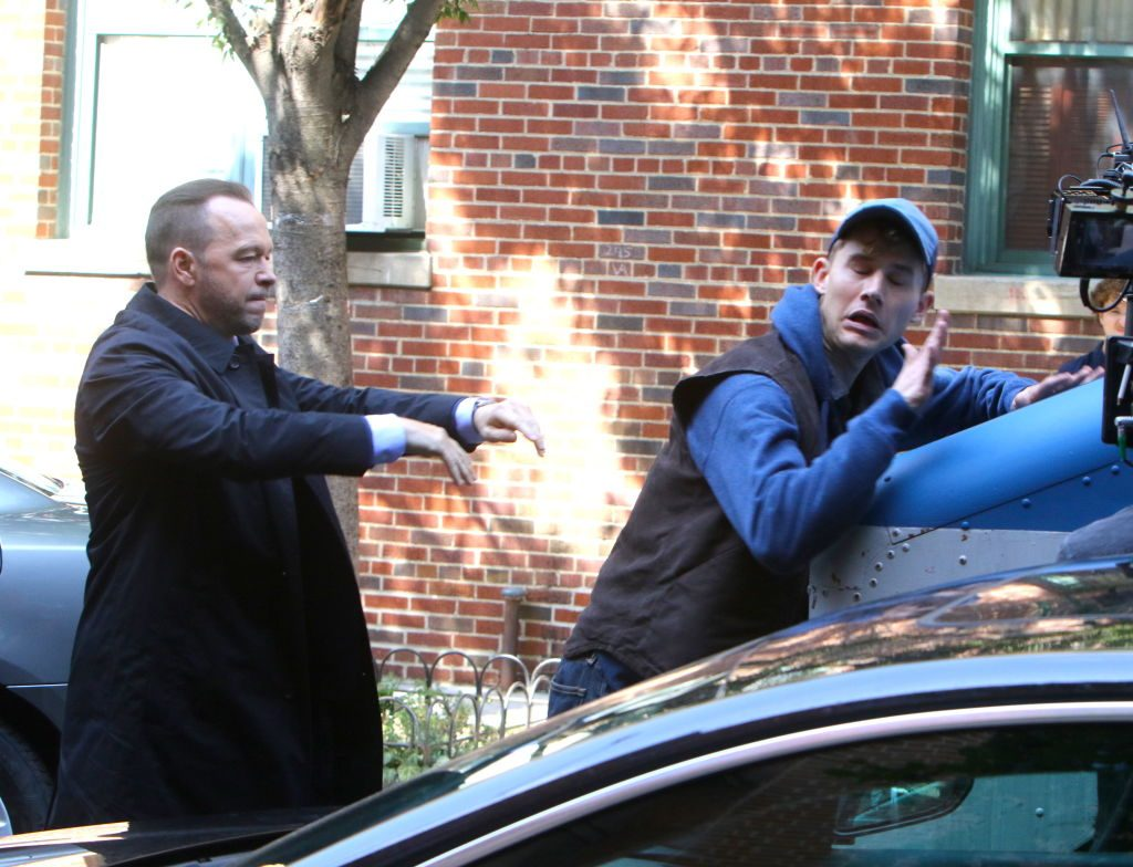 Donnie Wahlberg as Detective Danny Reagan on Blue Bloods   Jose Perez/Bauer-Griffin/GC Images