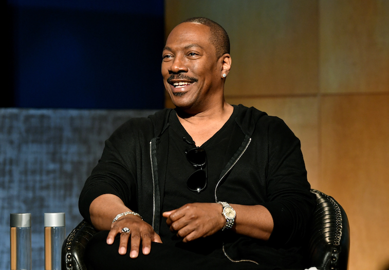 The 1 Question Eddie Murphy Had to Answer for President Obama