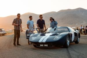 'Ford v Ferrari': How Many Cars Did They Use In the Film?