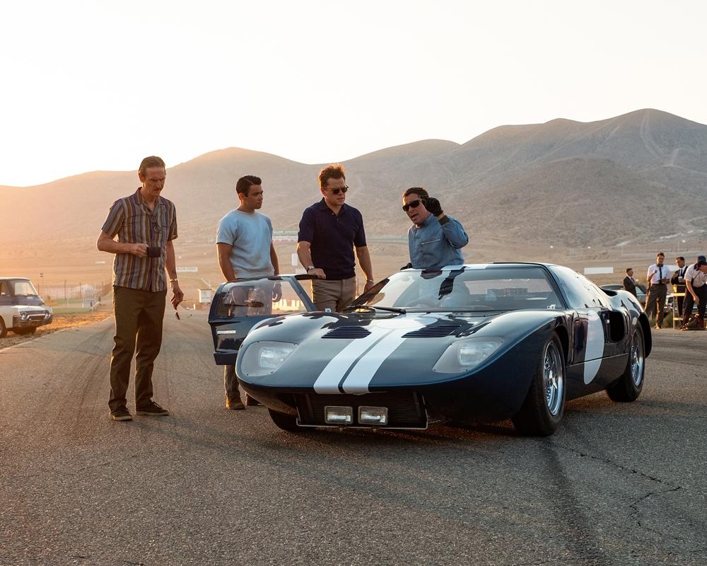 Ford v Ferrari cast