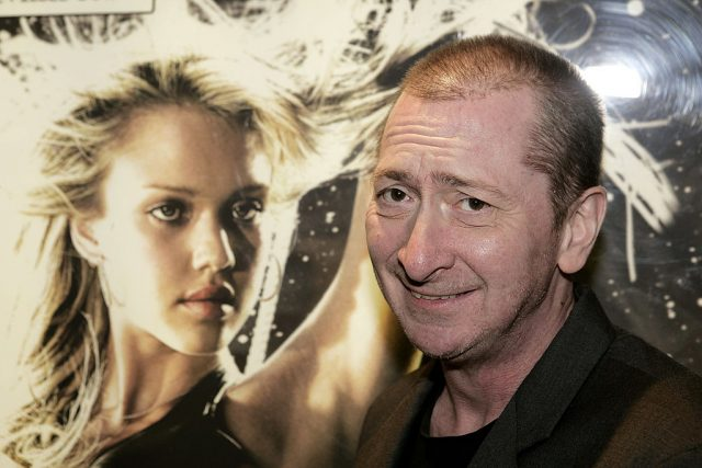 Frank Miller at the UK Premiere of 'Sin City'