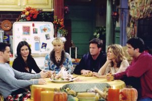 How To Watch Every Single 'Friends' Thanksgiving Episode In Theaters