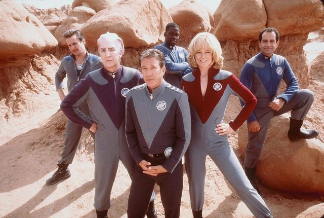 This 'Galaxy Quest' Hero Was Originally The Villain