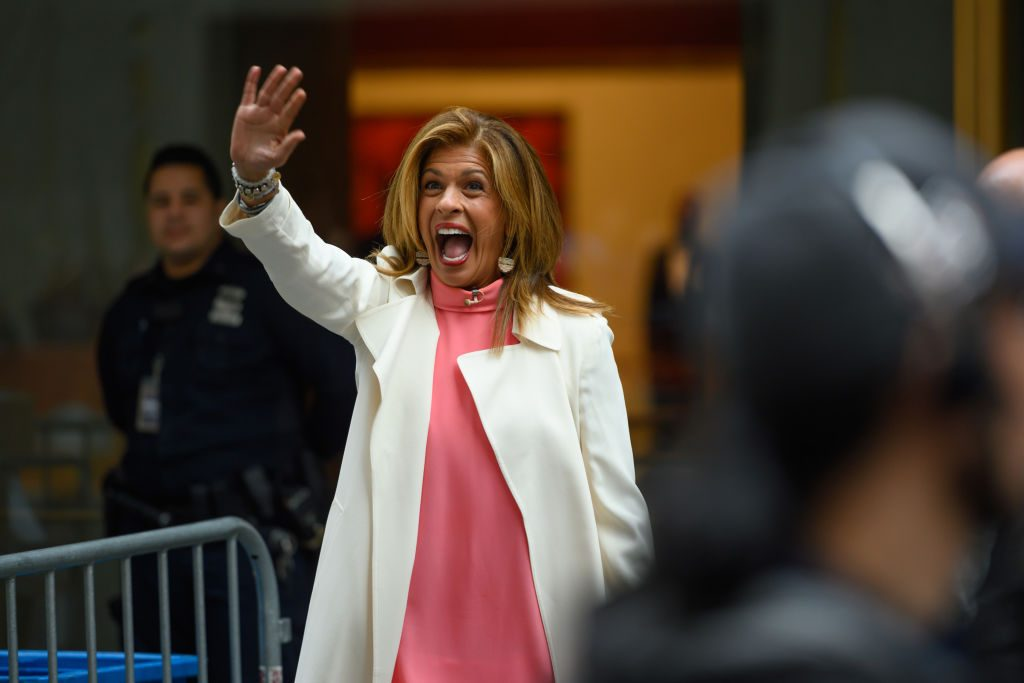Congrats! 'TODAY' show host Hoda Kotb announces engagement to Joel Schiffman