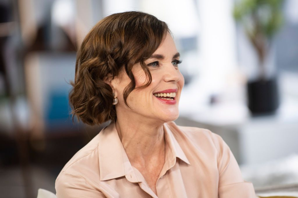 Elizabeth McGovern of 'Downton Abbey'