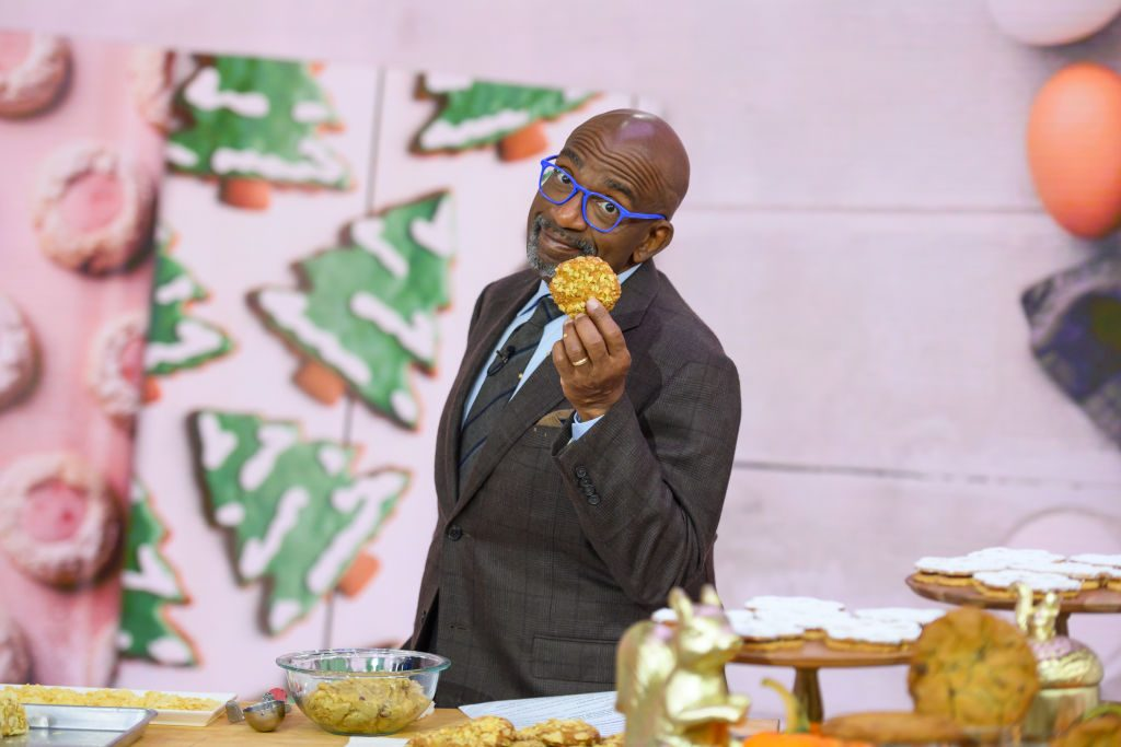 Al Roker on Keeping Weight Off During the Holidays: 'Every Day Is a Battle'