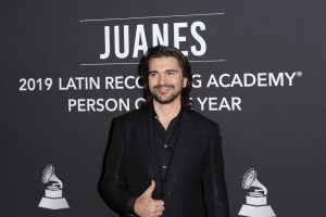 Colombian Superstar Juanes Named Latin Recording Academy 2019 'Person of the Year'