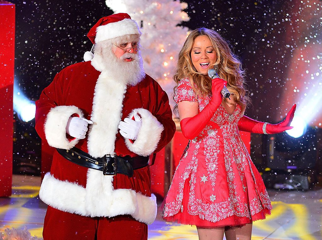 Mariah Carey's Christmas Traditions Are What Dreams Are Made of