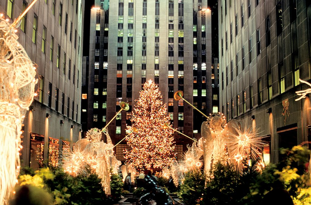 New York City Christmas Tree Lighting 2020 2019 Rockefeller Center Christmas Tree Lighting: Everything You