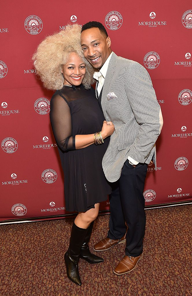 Kim Fields Chris Morgan