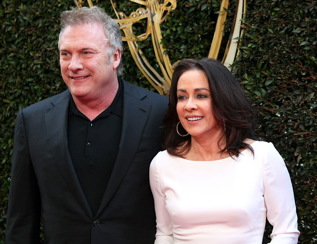 David Hunt and Patricia Heaton, executive producers of 'Carol's Second Act'