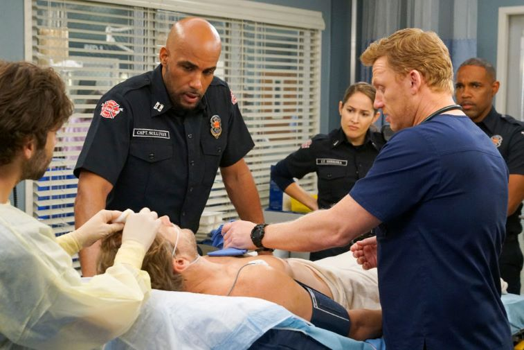 A 'Grey's Anatomy' and 'Station 19' Crossover Event