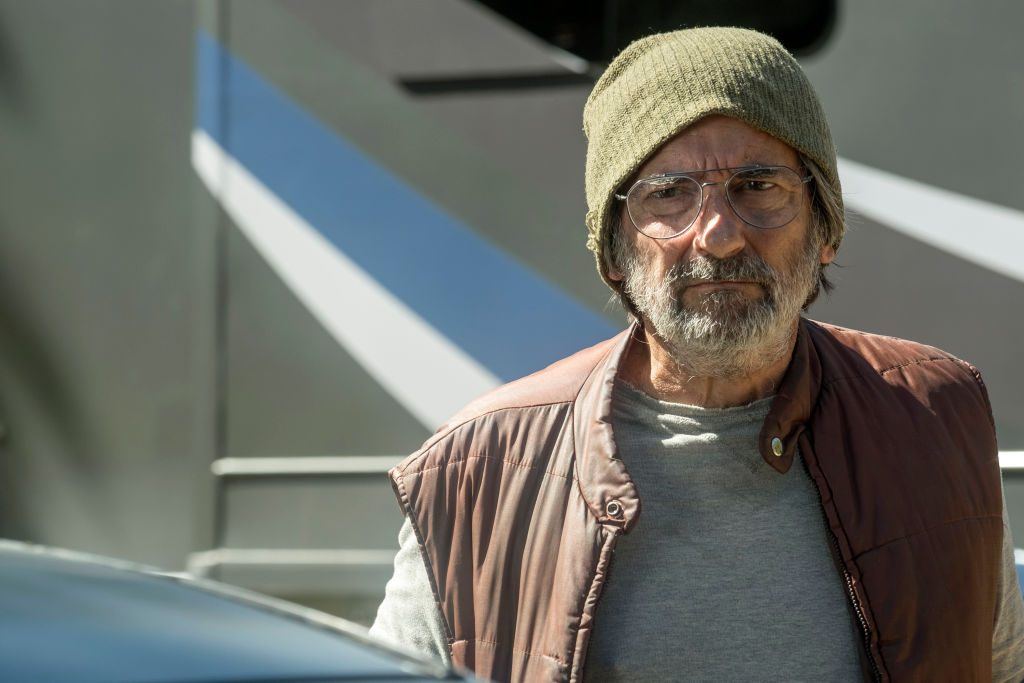Griffin Dunne as Nicky Pearson on 'This Is Us'