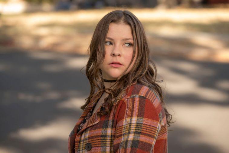 Hannah Zeile as Teenage Kate