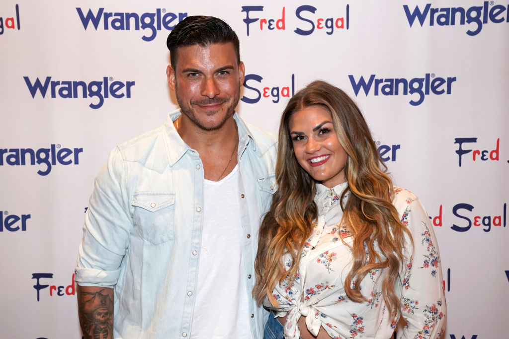 """Jax Taylor and Brittany Cartwright attend """"A Ride Through the Ages"""""""