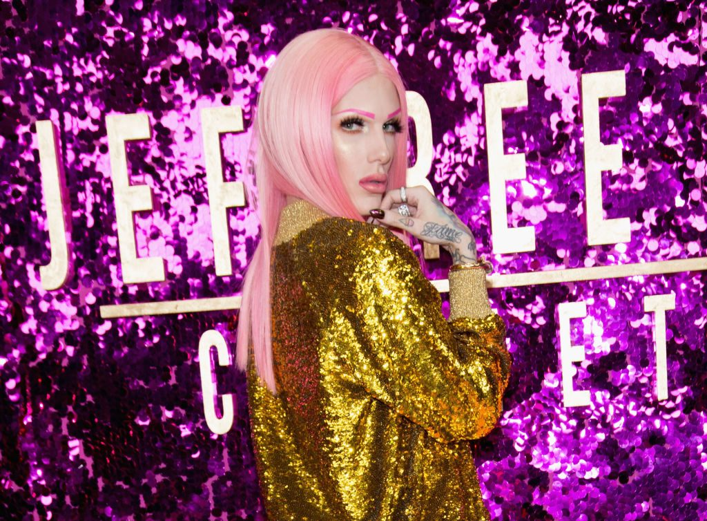 Jeffree Star attends the 3rd Annual RuPaul's DragCon