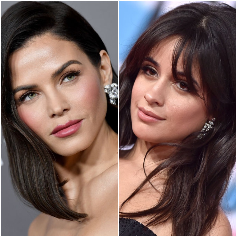 Jenna Dewan and Camila Cabello