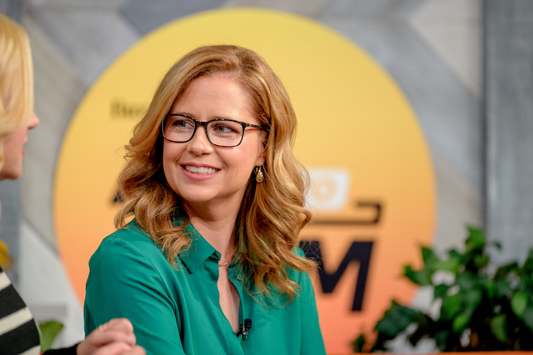 Jenna Fischer on BuzzFeed