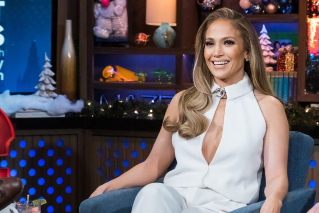 Jennifer Lopez on 'Watch What Happens Live With Andy Cohen'