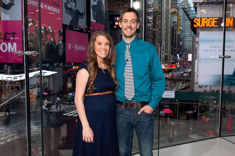 Jill Duggar and Derick Dillard
