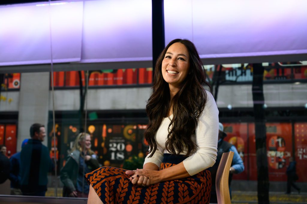 Joanna Gaines | Nathan Congleton/NBCU Photo Bank/NBCUniversal via Getty Images via Getty Images