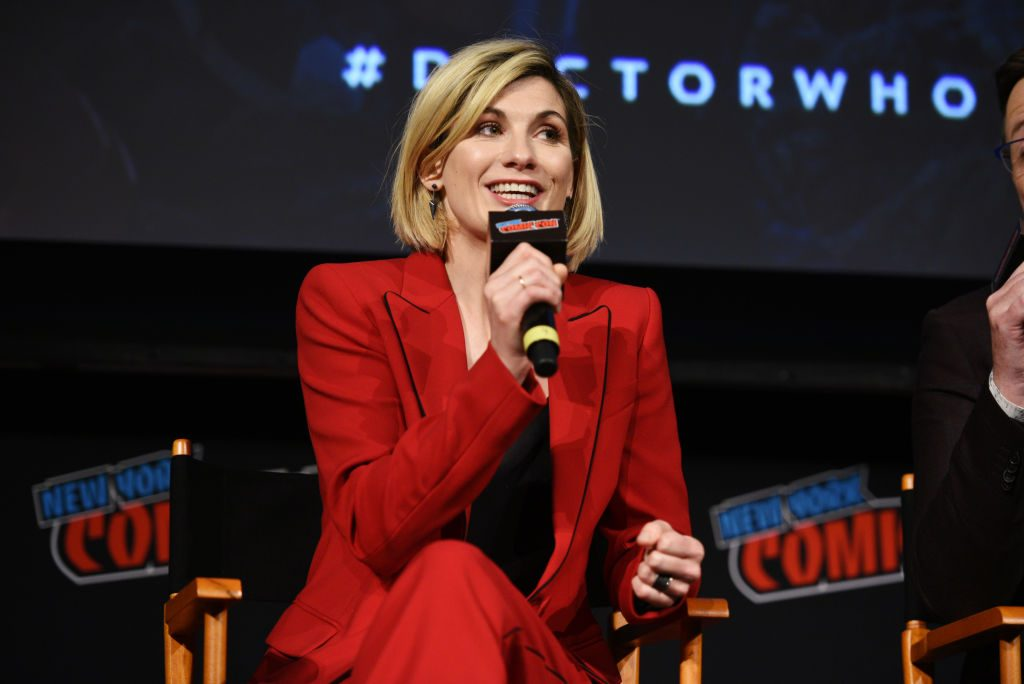 Jodie Whittaker from Doctor Who