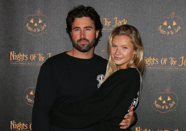 Brody Jenner and Josie Canseco on the red carpet
