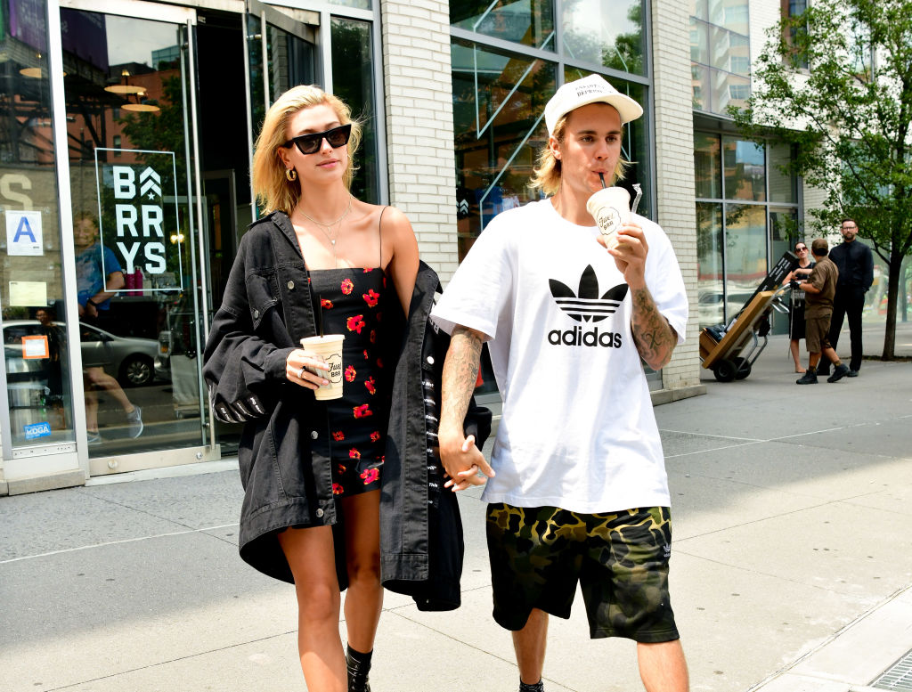 Justin Bieber Just Embarrassed Hailey Baldwin With This