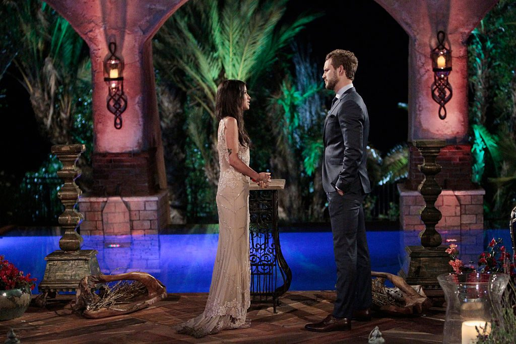 Kaitlyn Bristowe and Nick Viall | Rick Rowell/Walt Disney Television via Getty Images