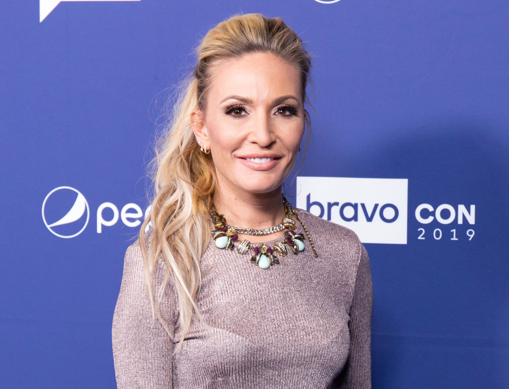 Kate Chastain attends opening night of the 2019 BravoCon at Hammerstein Ballroom