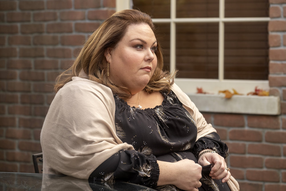 """THIS IS US -- """"So Long, Marianne"""" Episode 409 -- Pictured: Chrissy Metz as Kate"""