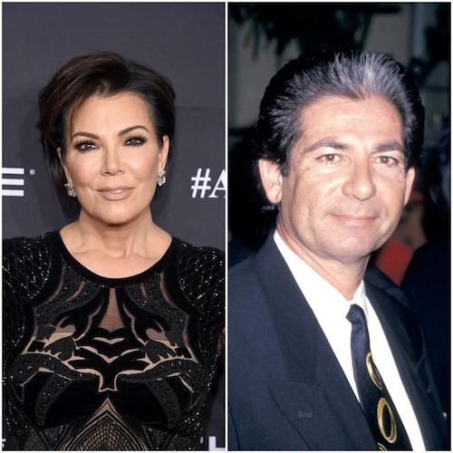 Kris Jenner, Robert Kardashian