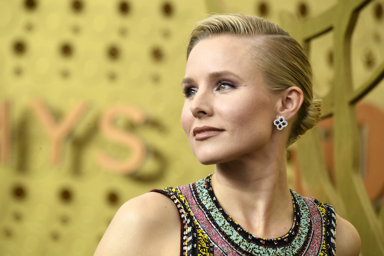 Image result for Kristen Bell Dishes on Her Mental Health Routine That Helps Her Stay Sane