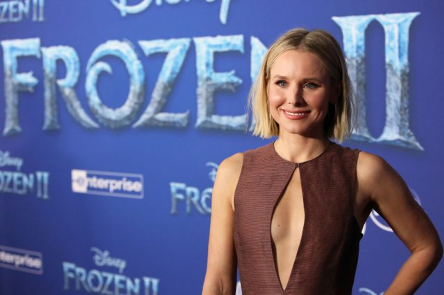 Kristen Bell at the world premiere of 'Frozen 2' | Jesse Grant/Getty Images for Disney