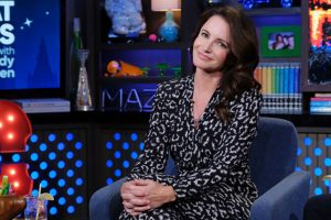 Kristin Davis 'Really Hated' This One 'Sex and the City' Storyline