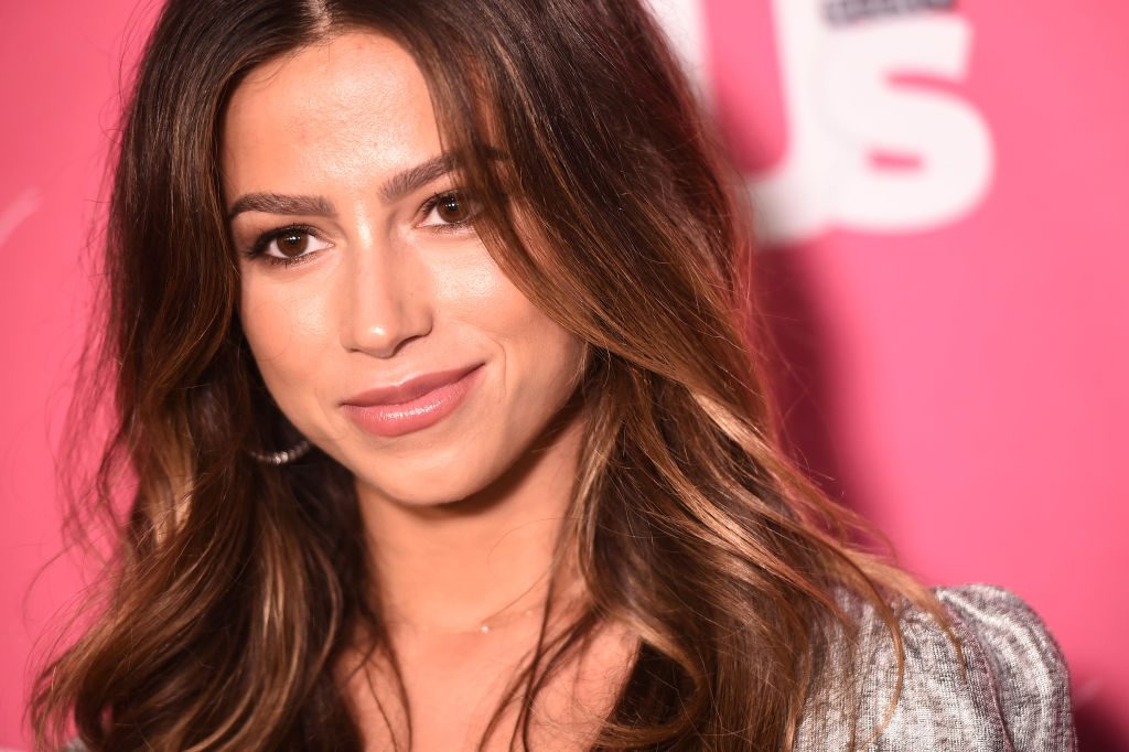 Kristina Schulman attends US Weekly's 2019 Most Stylish New Yorkers red carpet