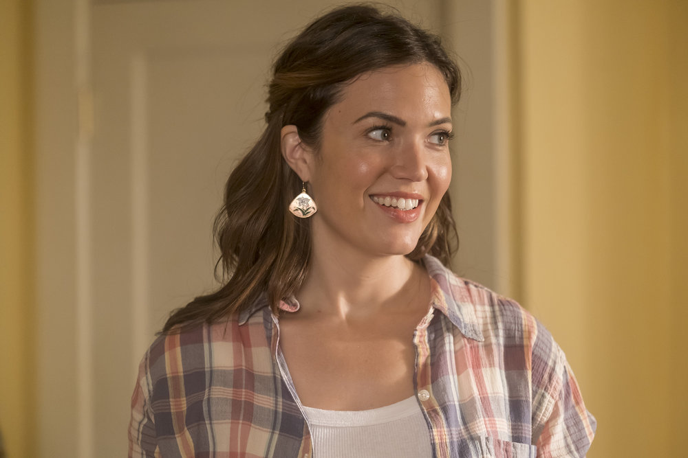Mandy Moore as Rebecca Pearson on 'This Is Us' Season 4