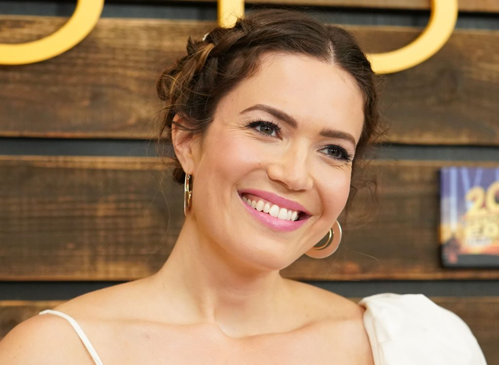 """Mandy Moore attends NBC's """"This Is Us"""" Pancakes with the Pearsons"""