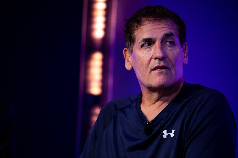 Mark Cuban speaks onstage