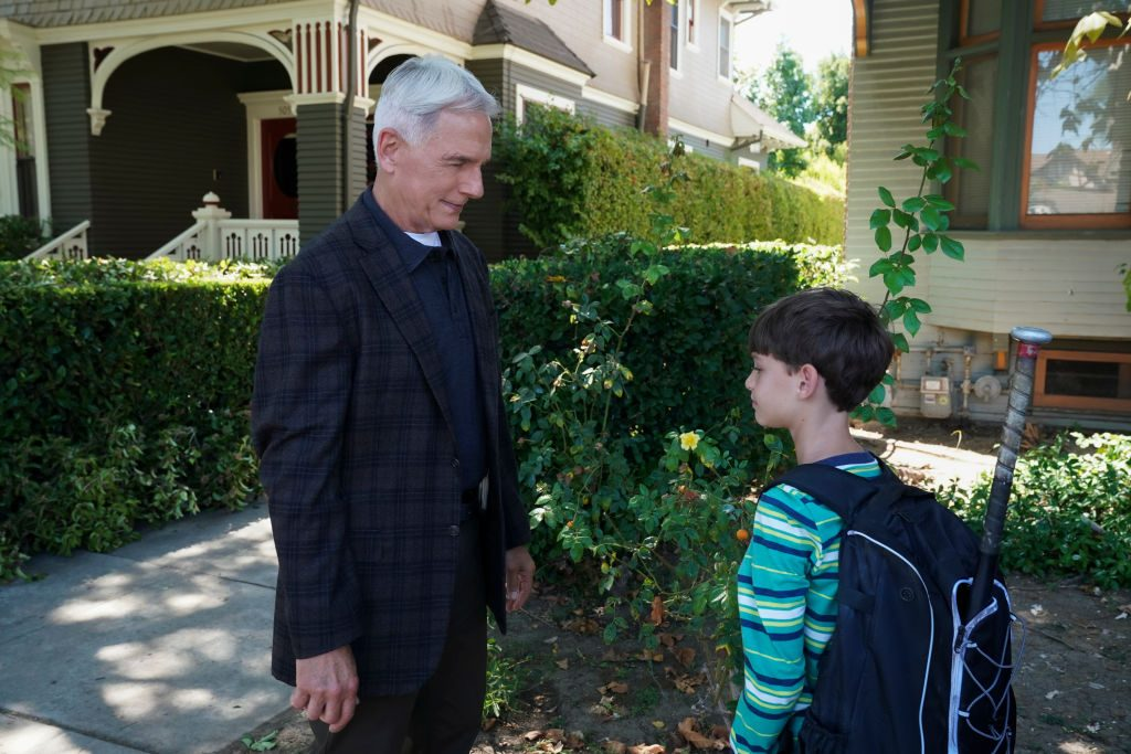 Mark Harmon and Jack Fisher | Sonja Flemming/CBS via Getty Images