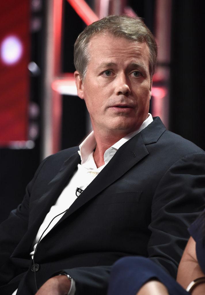 Matt Sharp, executive producer of 90 Day Fiance