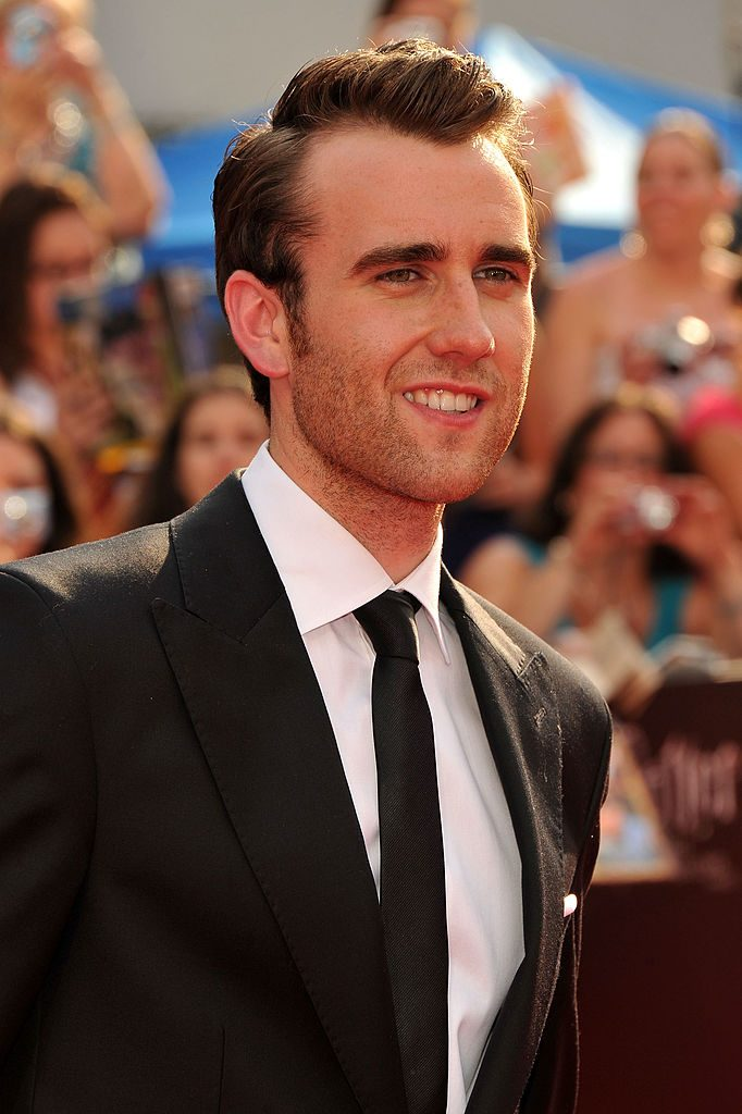 Matthew Lewis (Neville Longbottom) from Harry Potter