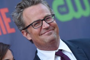 The Real Reason 'Friends' Alum Matthew Perry Joined Instagram